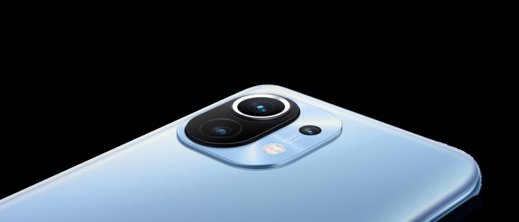 Câmeras do <a href='https://meuspy.com/tag/Xiaomi-espiao'>Xiaomi</a> Mi 11 (Imagem: Divulgação/Xiaomi)