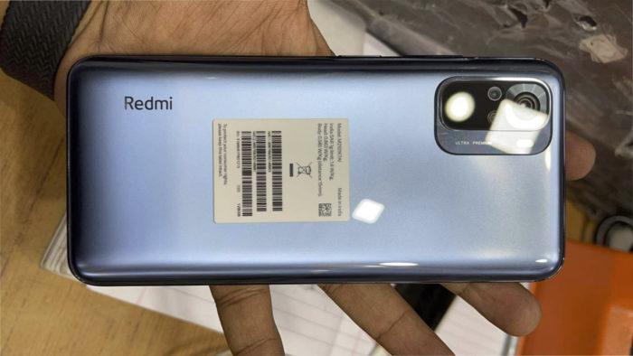 Suposto Xiaomi Redmi Note 10 (Imagem: Reprodução/Geekytamizha/Twitter)