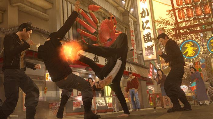 Yakuza 0 (Imagem: Divulgação/Ryu Ga Gotoku Studio/SEGA)