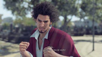 Yakuza: Like a Dragon ganha legendas em português com atualização grátis