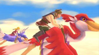 The Legend of Zelda: Skyward Sword HD será lançado no Nintendo Switch