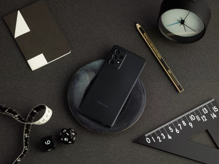 Galaxy A52 (Imagem: Divulgação/Samsung)