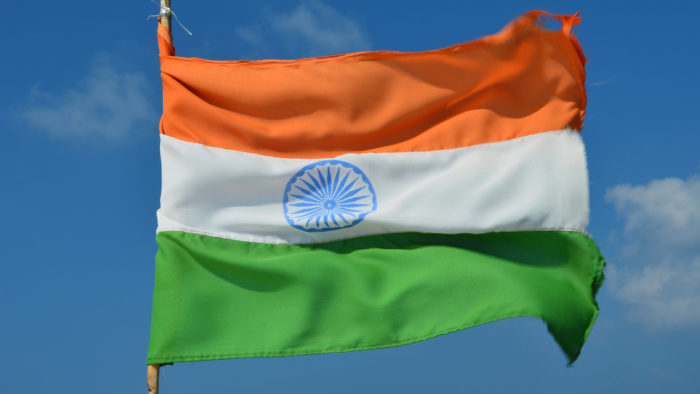 National flag of India (Image: Sanyam Bahga / Flickr)
