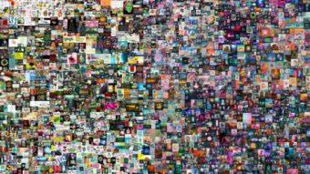Beeple fatura US$ 69 milhões vendendo arte digital como NFT