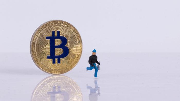 Jovem de 18 anos rouba US$ 100 mil em bitcoin através de contas de famsoso no Twitter (Imagem: Marco Verch/Flickr)