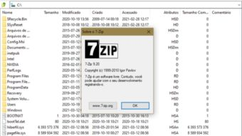 7-Zip ganha primeira versão oficial para Linux