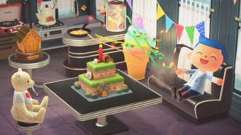 Animal Crossing: New Horizons recebe atualização de primeiro aniversário