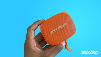 Caixa de som Bluetooth Anker Soundcore Icon Mini: potente e aventureira