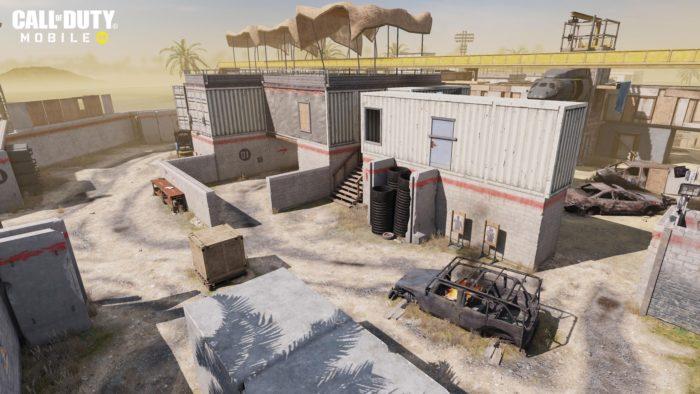 Shoot House em CoD: Mobile (Imagem: Divulgação/Activision)