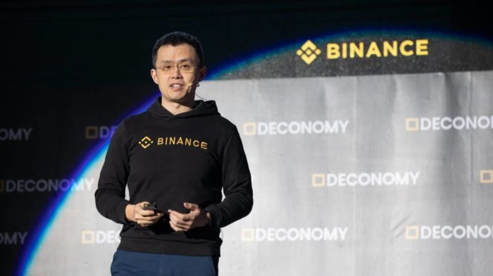 Changpeng Zhao, CEO da Binance (Imagem: Reprodução/ Binance)