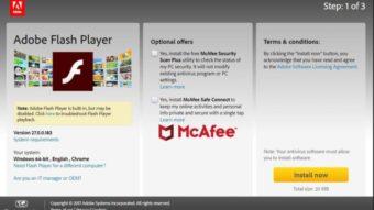 Como acessar sites antigos com Adobe Flash Player