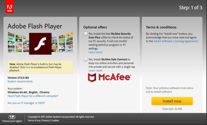 Como acessar sites antigos com Adobe Flash Player (Imagem: VMware Arena/Divulgação)