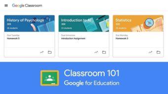 Como colocar foto no Google Classroom [Editar perfil]