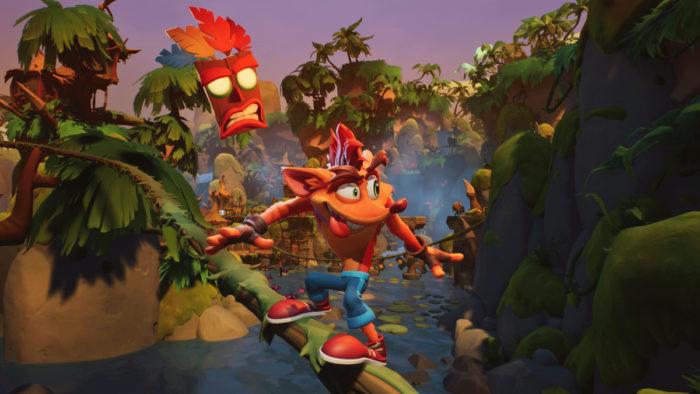 Crash Bandicoot 4: It's About Time (Imagem: divulgação/Activision)