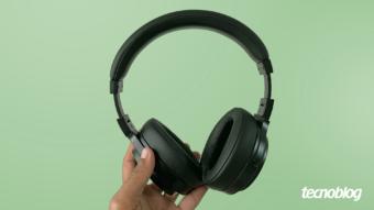 Headphone Bluetooth Elsys ANC: de entrada, mas equilibrado e versátil