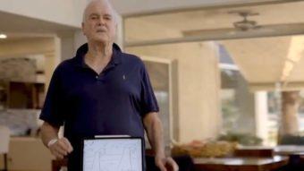 Ator de Monty Python vende desenho feito em iPad como NFT