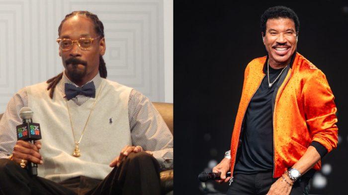 Snoop Dogg e Lionel Richie vão produzir conteúdo exclusivo para novo marketplace de NFTs (Imagens: MPM e Raph_PH/Flickr)