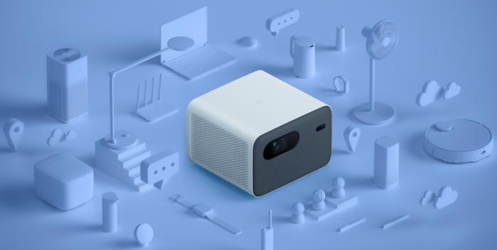 Mi Smart Projector 2 Pro (Imagem: divulgação/Xiaomi)