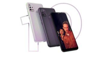 Moto G10 Power é lançado com quatro câmeras e bateria de 6.000 mAh