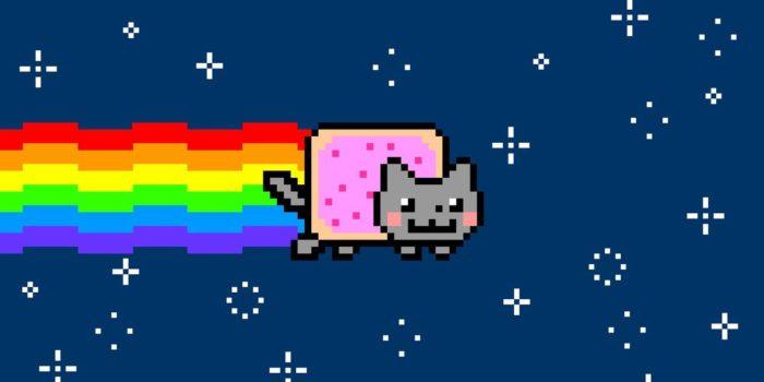 Nyan Cat (Imagem: Reprodução)