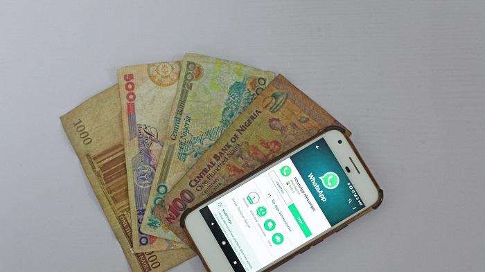 Posso ter uma conta comercial oficial no WhatsApp? (Imagem: Benjamin Dada/Unsplash)