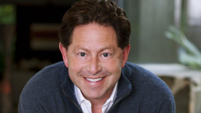 "Robert ""Bobby"" Kotick, CEO da Activision Blizzard (Imagem: Divulgação/Activision Blizzard)"