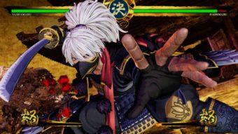 Samurai Shodown chega ao Xbox Series X S com update grátis e 120 fps