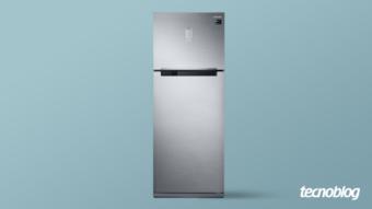 Geladeira Samsung Evolution RT46: tecnologias escondidas