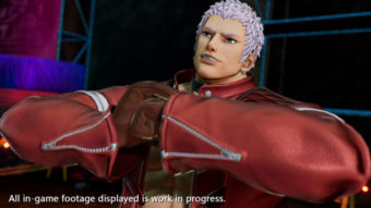 The King of Fighters 15 revela Yashiro como lutador retornante