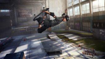 Tony Hawk's Pro Skater 1+2 recebe melhorias no PS5 e Xbox Series X|S