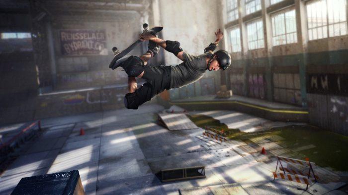 Tony Hawk's Pro Skater 1+2 (Imagem: Divulgação/Activision)