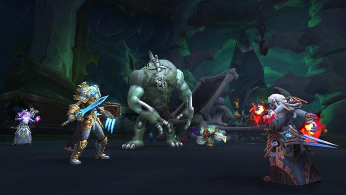World of Warcraft: Shadowlands (Imagem: Divulgação/Blizzard)