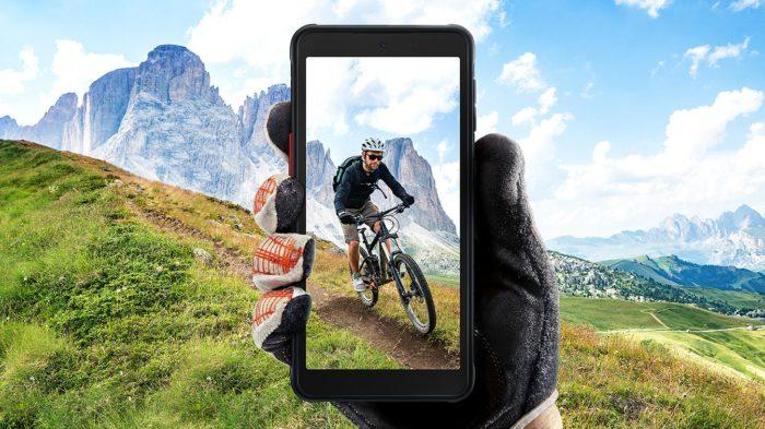 Samsung Galaxy XCover 5 (Imagem: Divulgação/Samsung)