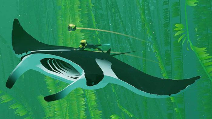 Abzu (Imagem: Reprodução/Giant Squid Studios/505 Games)