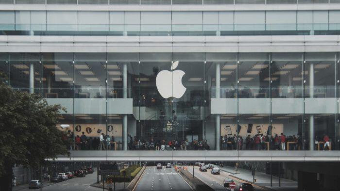 Loja da Apple em Hong Kong (Imagem: Alexandr Bormotin/Unsplash)