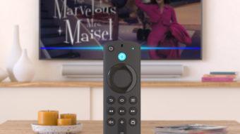 Amazon anuncia Fire TV Stick 4K e novo controle com Alexa no Brasil