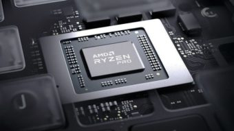 AMD anuncia chips Ryzen Pro 5000 (Zen 3) para notebooks corporativos