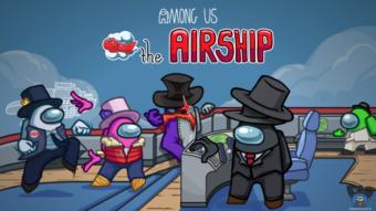 Airship é o novo mapa de Among Us que chega no fim de março