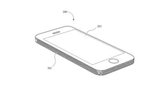 """Patente mostra iPhone com design """"ralador de queijo"""" do Mac Pro"""