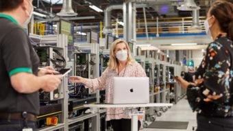 Apple reforça segurança nas fábricas para evitar vazamentos