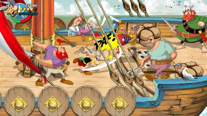 Asterix & Obelix: Slap them All! chega ainda este ano (Imagem: Divulgação/Microids)