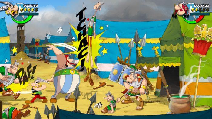 Asterix & Obelix: Slap them All! (Imagem: Divulgação/Microids)