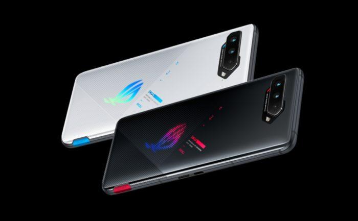 ROG Phone 5 (imagem: divulgação/Asus)