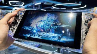Aya Neo, PC portátil parecido com Switch, chega ao Indiegogo por US$ 790