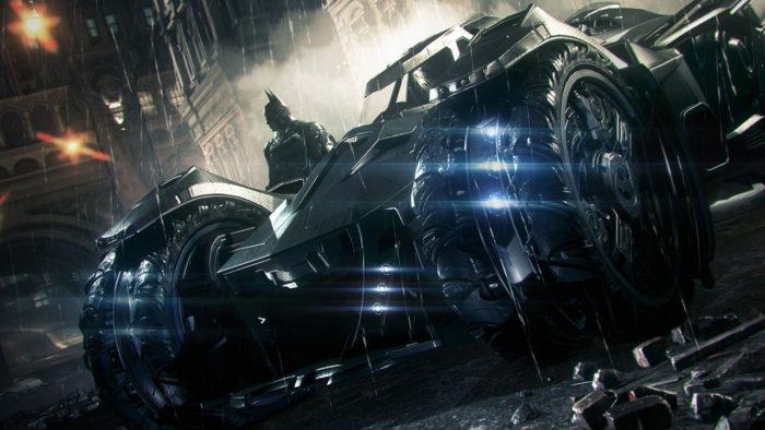 Batman: Arkham Knight (Imagem: Divulgação/Rocksteady Studios/Warner Bros. Interactive Entertainment)