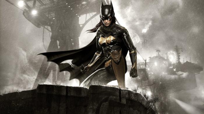 Batgirl em Batman: Arkham Knight (Imagem: Divulgação/Rocksteady Studios/Warner Bros. Interactive Entertainment)