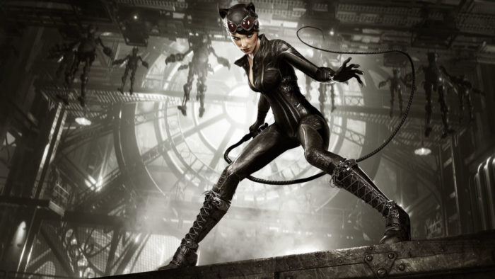 Mulher-Gato em Batman: Arkham Knight (Imagem: Divulgação/Rocksteady Studios/Warner Bros. Interactive Entertainment)
