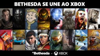 PlayStation ficará sem alguns jogos futuros da Bethesda, confirma Microsoft