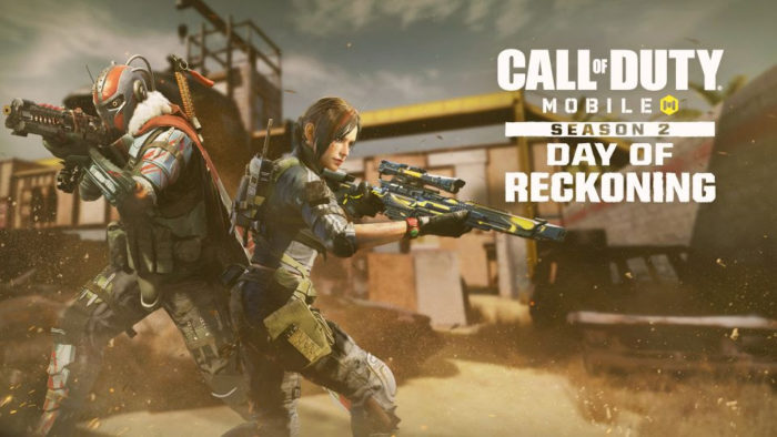 Call of Duty Mobile inicia sua Temporada 2 nesta quarta (Imagem: Divulgação/Activision)