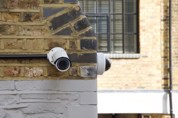 Câmera de vigilância (imagem: Pixabay)